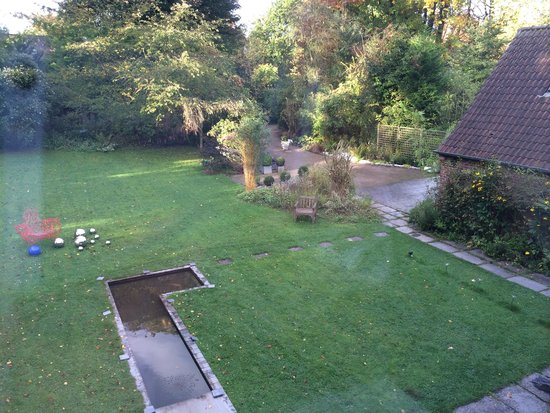 View from the room photo de le jardin d 39 alix lille for Le jardin d alix lille