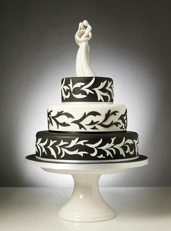 Harry Gow Wedding Cake