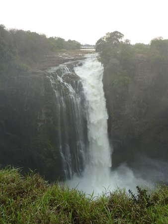 Victoria Falls, Zimbabwe: Devil's cateracted