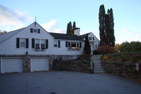 Holiday Bay Cottage Rentals: façade de l'entrée
