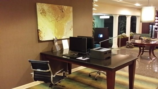 BEST WESTERN PLUS Cary Inn - NC State: business center