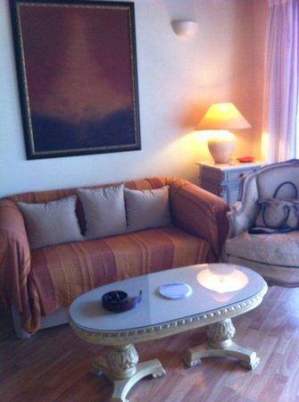 Romantik Villa: Il Salottino