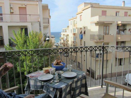 Casa del Mar: View from balcony