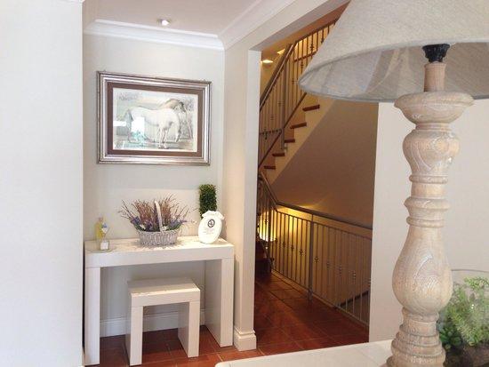 La Villetta Suite: Reception
