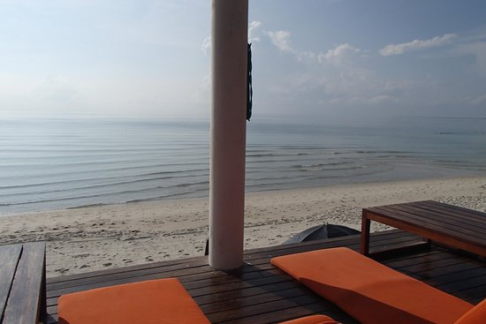 Baan Talay Resort: Breakfast With A View