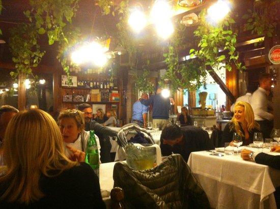 Antica Fontana: Interno ristorante