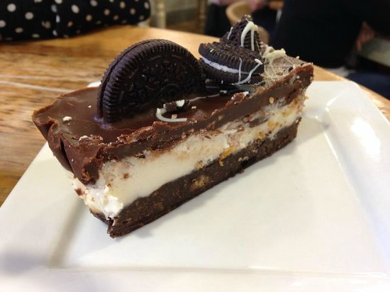 Olive and Bean: Oreo tiffin