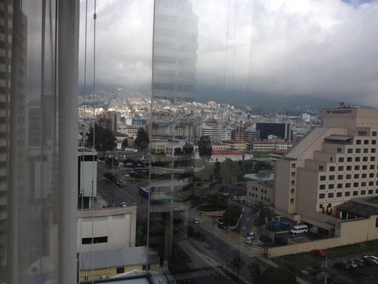 Holiday Inn Express Quito: View from the room