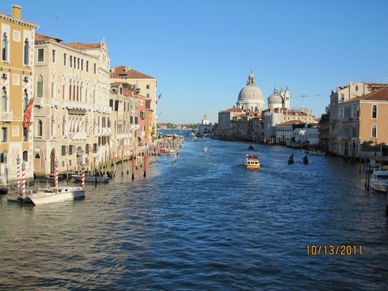 Venice with A Guide : Каналы Венеции