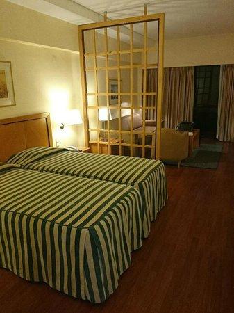 Hotel Roma: Dreary