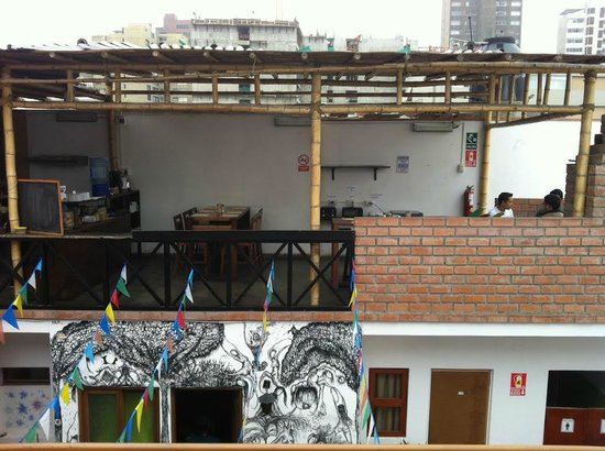 House project hostel lima