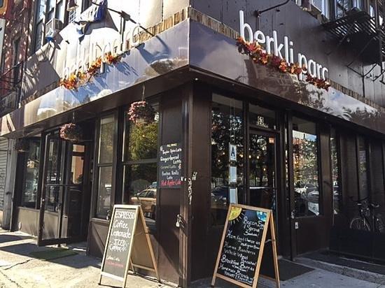 Photo of American Restaurant Berkli Parc at 63 Delancey St, New York, NY 10002, United States