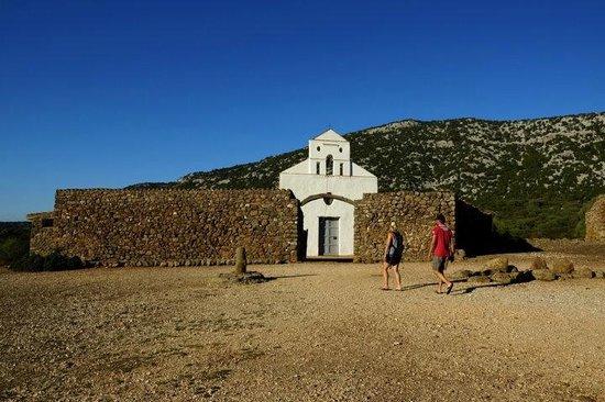 Trenino Supramonte: église de St.Pierre