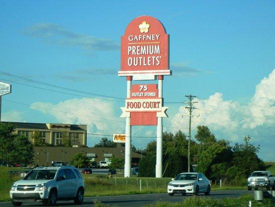 Gaffney Outlet Marketplace: Gaffney Premium Outlets