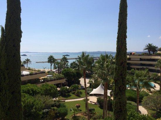 Holiday Inn Nice - Saint Laurent Du Var: View from Room