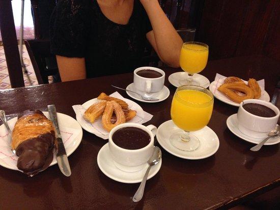 Granja Dulcinea: Accueil agréable, petit déjeuner au top et tarifs raisonnable .