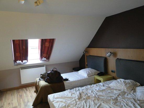 Eurocap Hotel : lits