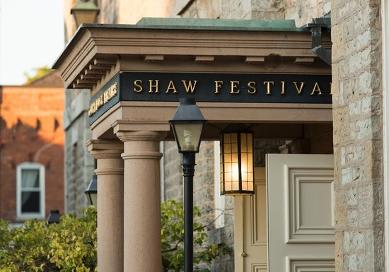 Shaw Festival Theatre : Court House Theatre. Cosmo Condina Photography.