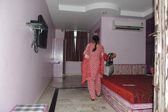 Hotel Hayat Rabbani : NICE ROOMS