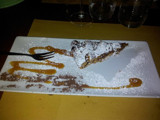 Il Porco di Bettona: Crostata di fichi d'india
