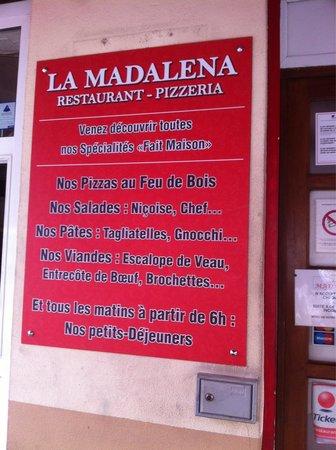 La Madalena