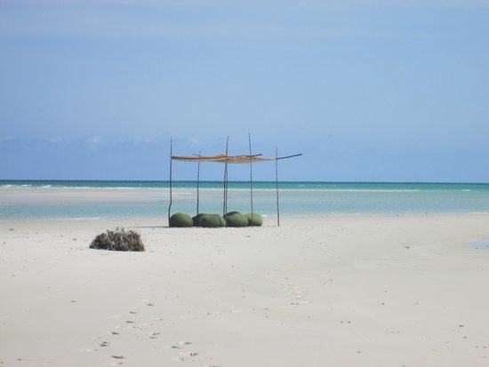 The Funzi Keys : Sandbank