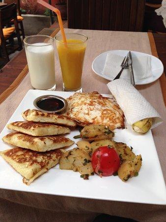 Hotel Yala Peak: Breakfast