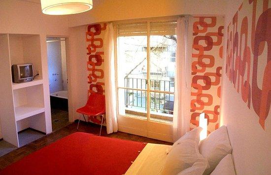 BA Soho Rooms: BalconySuite