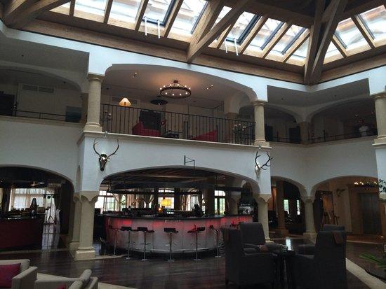 A-ROSA Resort Kitzbühel: Lobby