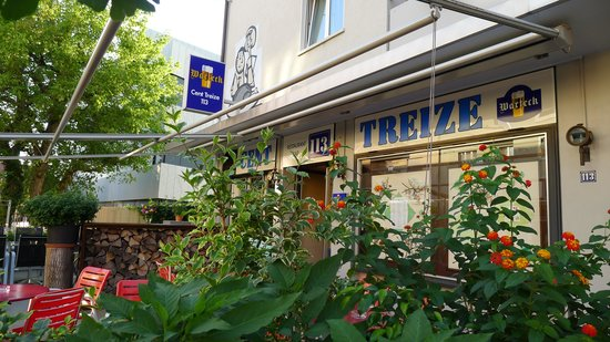 Restaurant Cent-Treize