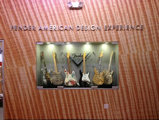 Fender Guitar Visitor Center : Visitor Center