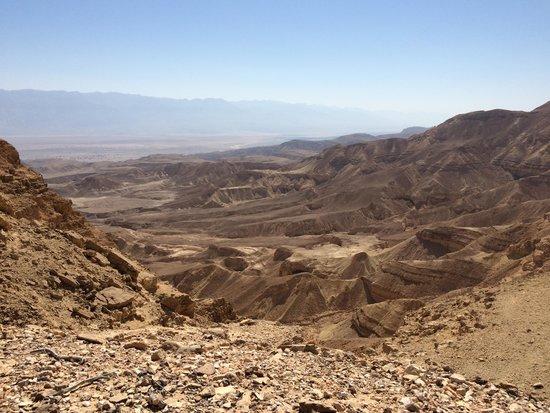 Hevel Eilot, Israël : not fare away - a spacial view