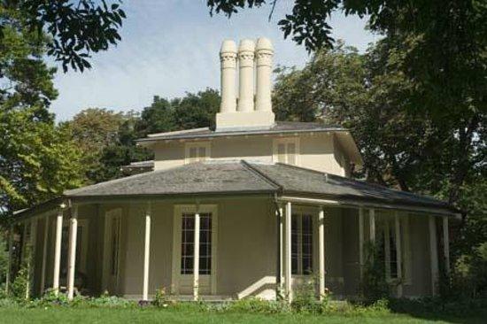 Colborne Lodge in High Park