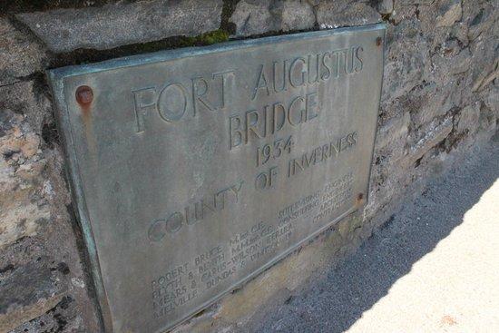 Fort Augustus: puente