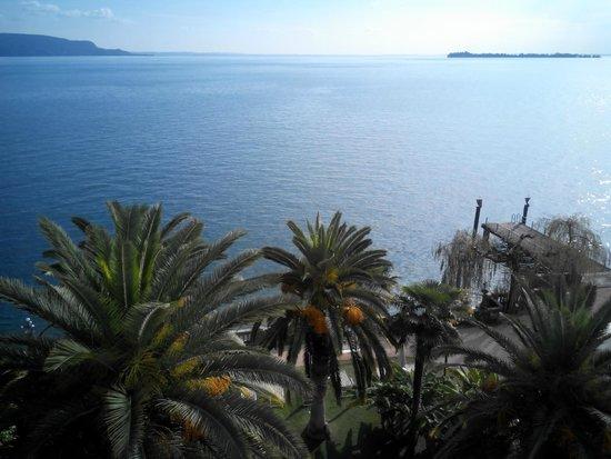 Grand Hotel Fasano: panorama dalla camera