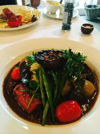 The hungry monk: Beef Bourguinon