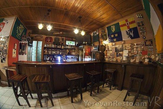26 Irish Pub: Our bar