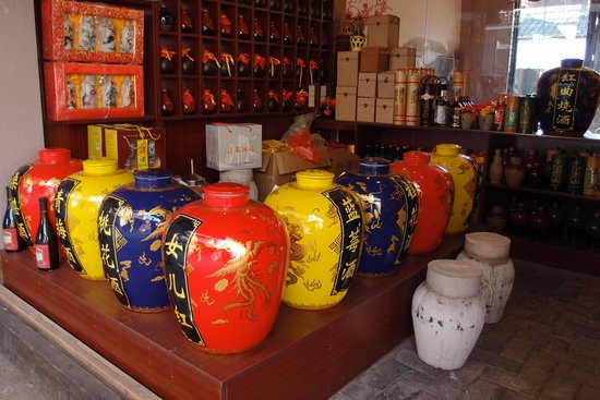 Huzhou, Chiny: Ancient Town