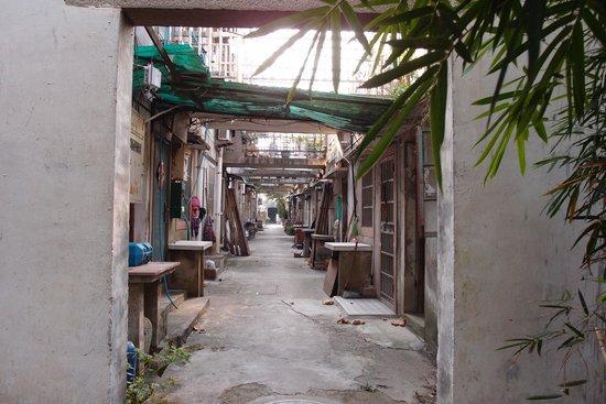 Huzhou Nanxun Ancient Town laneway