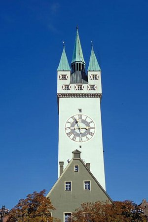 Straubing Stadtturm