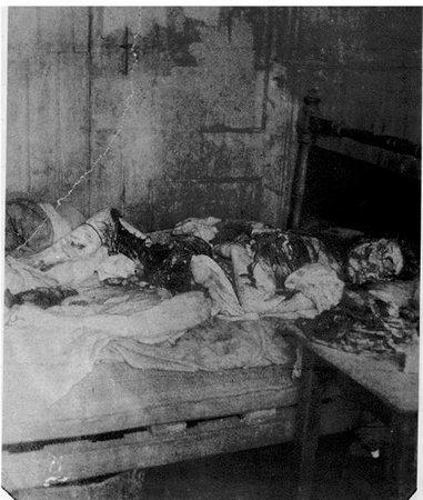 Jack the Ripper Experi...