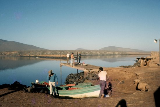 Old Mill Hotel : Boat launch ramp, 1970