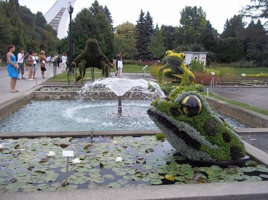Bus Tours To Montreal Botanical Gardens
