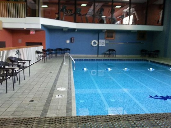 Best Western Premier Park Hotel Pool And Gym Fitness