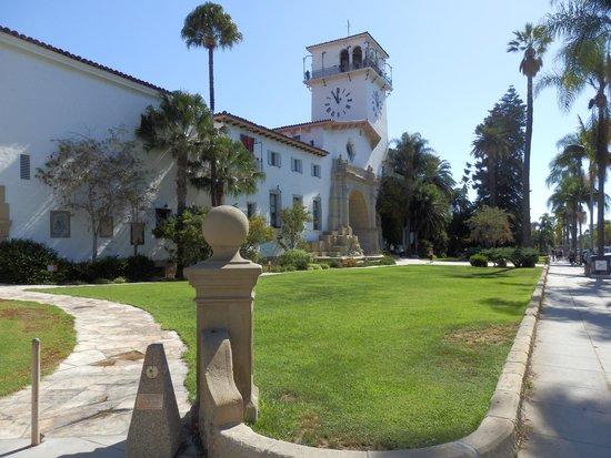 Santa Barbara County Courthouse: Courthouse