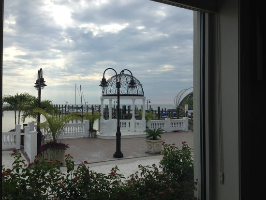 Boardwalk Cafe At The Chesapeake Beach Resort And Spa On Water Outside Rod