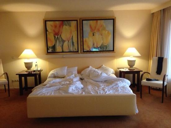 Hampshire Hotel - Newport Huizen: Bequem!