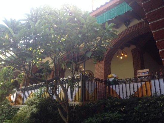 Hotel Vista Hermosa: vista del restaurante
