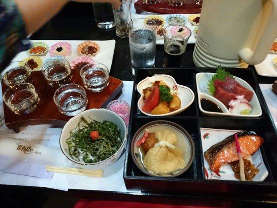 Seiryu Sake Brewery
