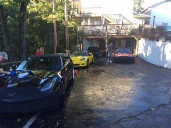 The Trails Inn: Corvette Weekend